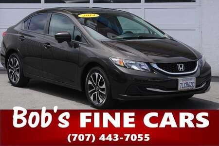 2014 Honda Civic Sedan EX for Sale  - 5296  - Bob's Fine Cars