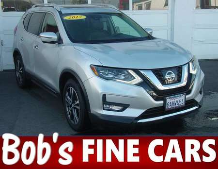 2017 Nissan Rogue SL for Sale  - 5201  - Bob's Fine Cars