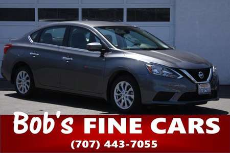 2019 Nissan Sentra S for Sale  - 5295  - Bob's Fine Cars