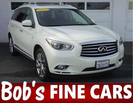 2015 Infiniti QX60  for Sale  - 5199  - Bob's Fine Cars