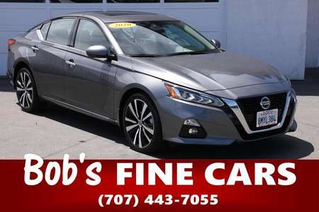 2020 Nissan Altima 2.5 Platinum for Sale  - 5466  - Bob's Fine Cars