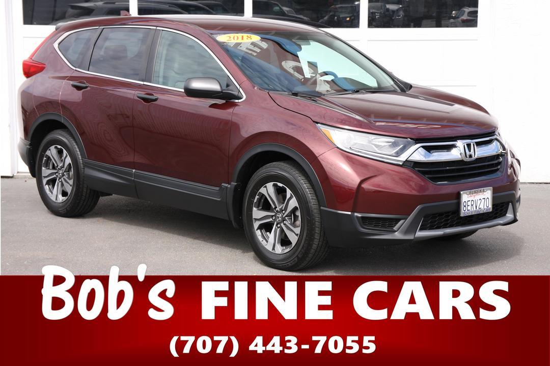 2018 Honda CR-V LX  - 5479  - Bob's Fine Cars