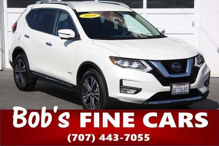 2018 Nissan Rogue SL Hybrid for Sale  - 5321  - Bob's Fine Cars