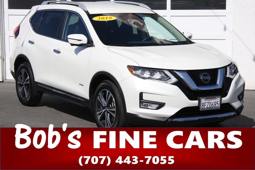 2018 Nissan Rogue  - Bob's Fine Cars