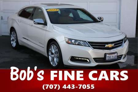 2014 Chevrolet Impala LTZ for Sale  - 5408  - Bob's Fine Cars