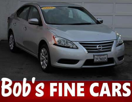 2015 Nissan Sentra SV for Sale  - 5232  - Bob's Fine Cars