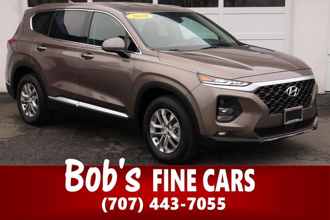 2020 Hyundai Santa Fe  - Bob's Fine Cars