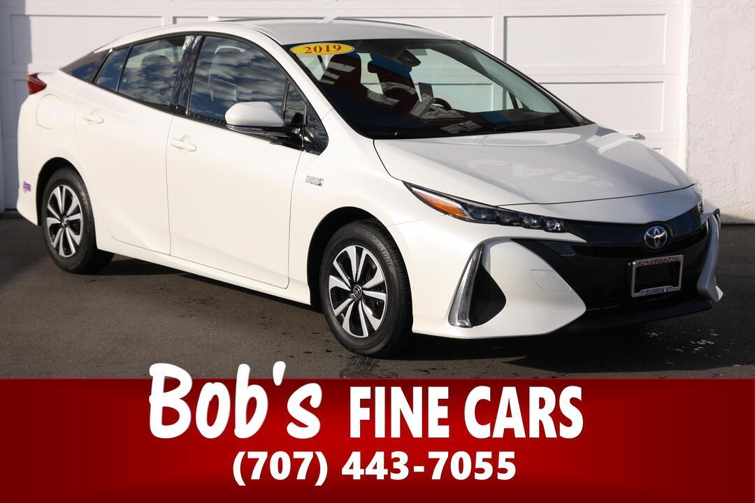 2019 Toyota Prius Prime  - Bob's Fine Cars