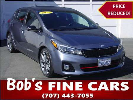 2017 Kia Forte5 SX for Sale  - 5167  - Bob's Fine Cars