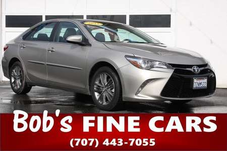2017 Toyota Camry SE for Sale  - 5285  - Bob's Fine Cars
