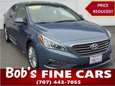 2015 Hyundai Sonata 2.4L Limited for Sale  - 5089  - Bob's Fine Cars