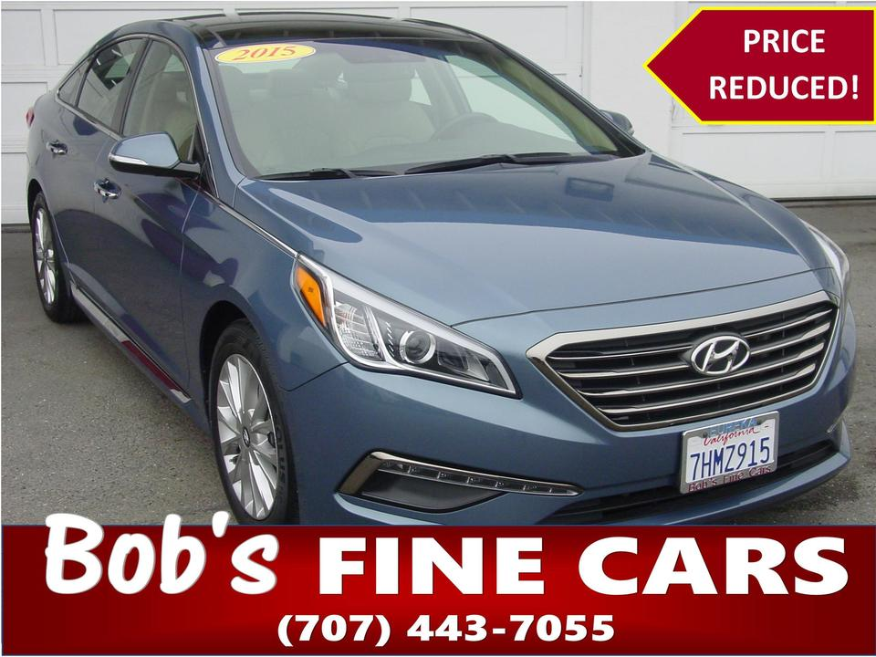 2015 Hyundai Sonata  - Bob's Fine Cars