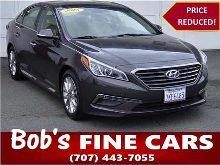 2015 Hyundai Sonata 2.4L Limited for Sale  - 5078  - Bob's Fine Cars
