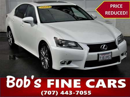 2015 Lexus GS 350  for Sale  - 5053  - Bob's Fine Cars