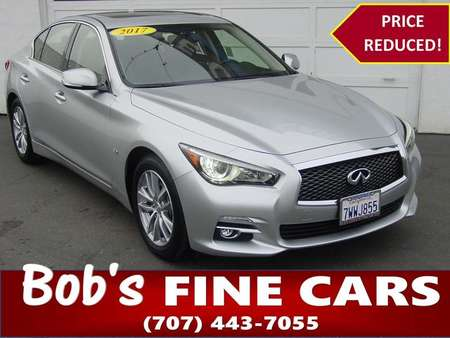 2017 Infiniti Q50 3.0t Premium for Sale  - 5048  - Bob's Fine Cars