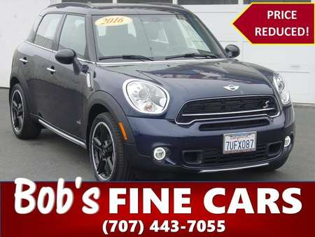 2016 Mini Cooper Countryman S ALL4 for Sale  - 4952  - Bob's Fine Cars