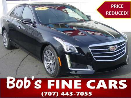 2016 Cadillac CTS Sedan Luxury Collection RWD for Sale  - 4834  - Bob's Fine Cars