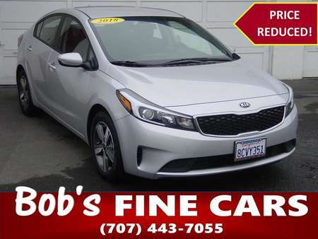 2018 Kia FORTE LX for Sale  - 5168  - Bob's Fine Cars