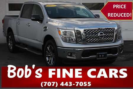 2017 Nissan Titan SV 4x4 for Sale  - 5233  - Bob's Fine Cars