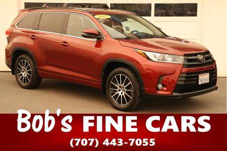 2017 Toyota Highlander SE for Sale  - 5537  - Bob's Fine Cars