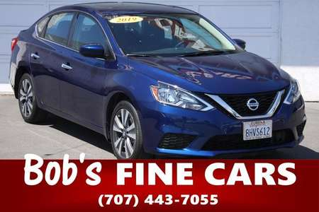 2019 Nissan Sentra SV for Sale  - 5317  - Bob's Fine Cars