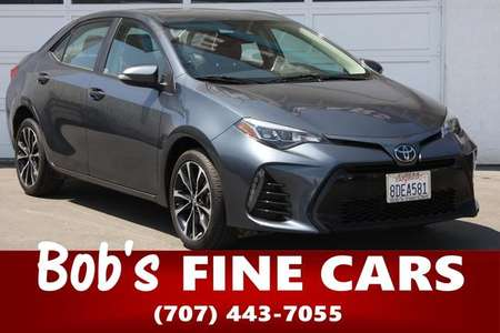 2018 Toyota Corolla XSE for Sale  - 5327  - Bob's Fine Cars