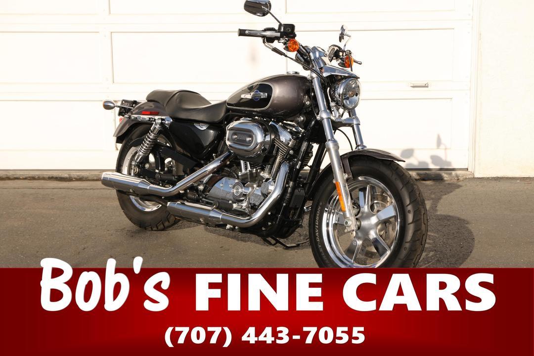 2014 Harley-Davidson 1200C  - Bob's Fine Cars