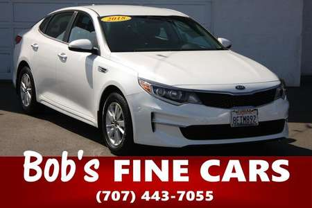 2018 Kia Optima LX for Sale  - 5353  - Bob's Fine Cars