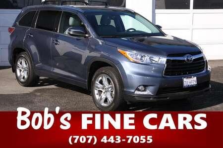 2016 Toyota Highlander Limited for Sale  - 5378  - Bob's Fine Cars