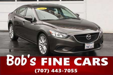 2016 Mazda Mazda6 i Touring for Sale  - 5282  - Bob's Fine Cars