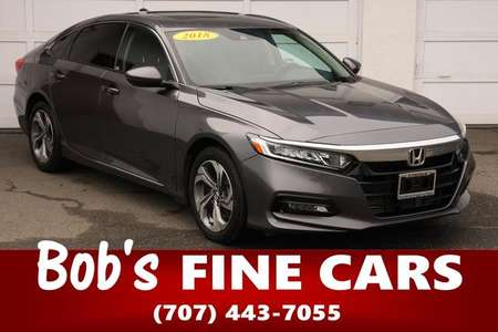 2018 Honda Accord Sedan EX-L Navi 2.0T for Sale  - 5424  - Bob's Fine Cars