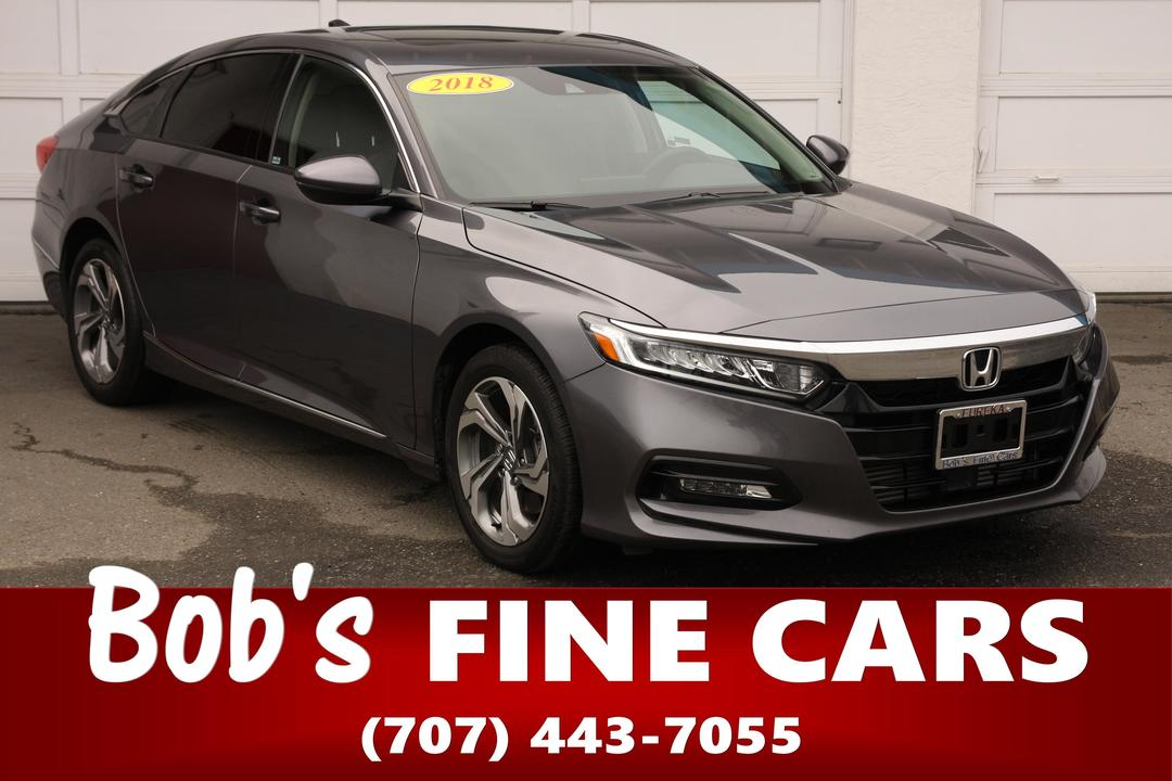2018 Honda Accord Sedan EX-L Navi 2.0T  - 5424  - Bob's Fine Cars