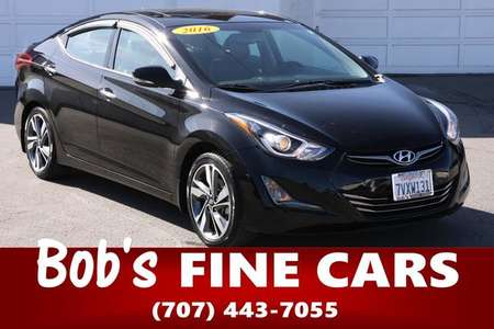 2016 Hyundai Elantra Limited for Sale  - 5448  - Bob's Fine Cars