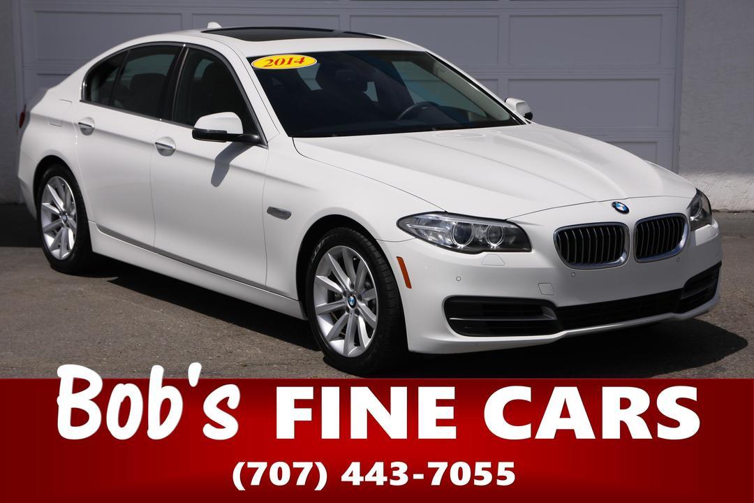2014 BMW 5 Series  - Bob's Fine Cars