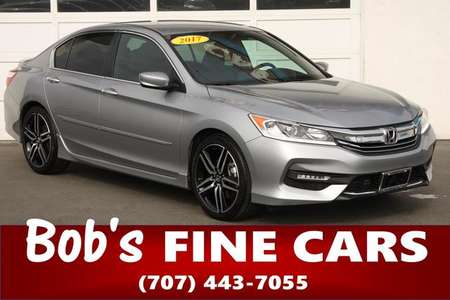 2017 Honda Accord Sedan Sport SE for Sale  - 5330  - Bob's Fine Cars