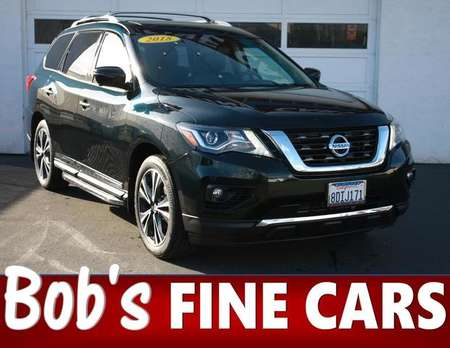 2018 Nissan Pathfinder Platinum for Sale  - 5214  - Bob's Fine Cars