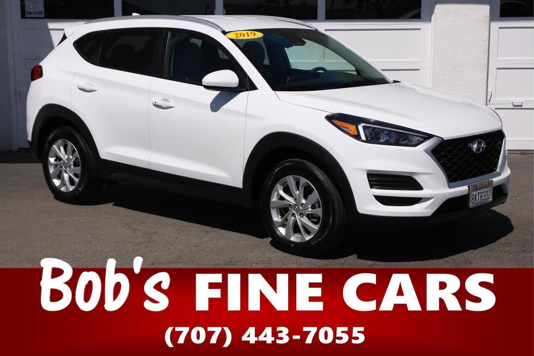 2019 Hyundai Tucson Value  - 5482  - Bob's Fine Cars
