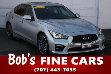 2014 Infiniti Q50 Sport for Sale  - 5402  - Bob's Fine Cars