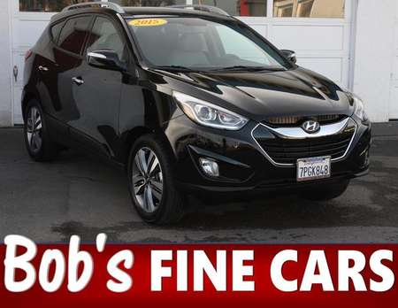 2015 Hyundai Tucson Limited for Sale  - 5224  - Bob's Fine Cars