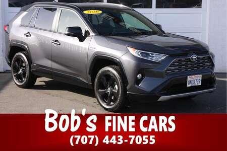 2020 Toyota RAV-4 Hybrid XSE for Sale  - 5581  - Bob's Fine Cars