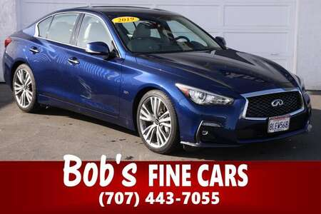 2019 Infiniti Q50 3.0t SPORT for Sale  - 5594  - Bob's Fine Cars