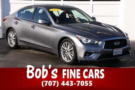 2018 Infiniti Q50 3.0t LUXE for Sale  - 5595  - Bob's Fine Cars