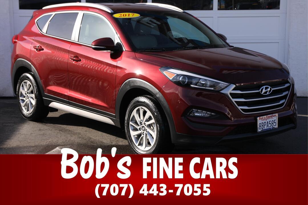 2017 Hyundai Tucson SE Plus  - 5600  - Bob's Fine Cars