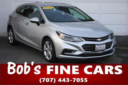 2018 Chevrolet Cruze Premier for Sale  - 5228  - Bob's Fine Cars