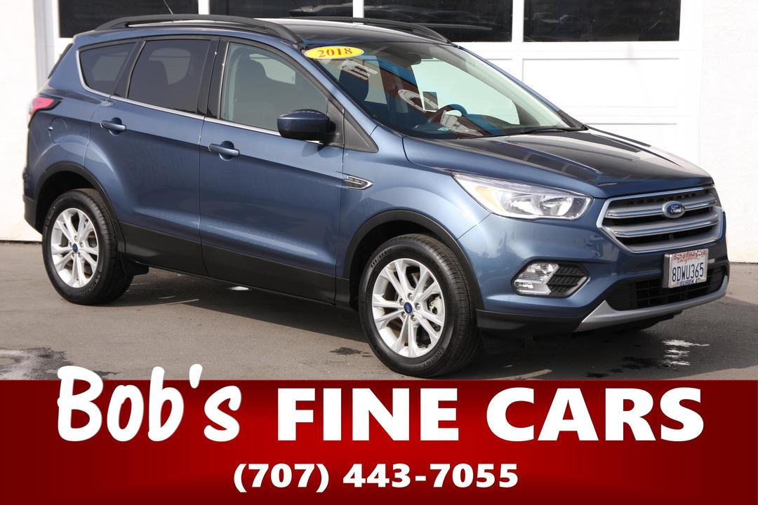 2018 Ford Escape SE  - 5519  - Bob's Fine Cars