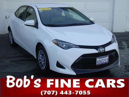 2018 Toyota Corolla LE for Sale  - 5211  - Bob's Fine Cars
