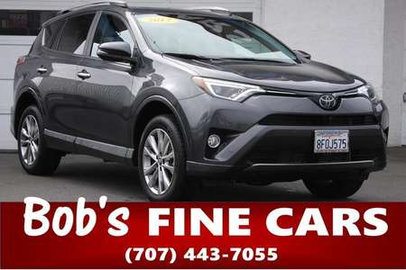 2017 Toyota Rav4 Platinum for Sale  - 5269  - Bob's Fine Cars