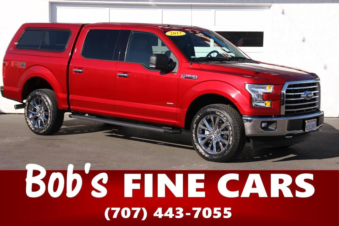 2017 Ford F-150 XLT  - 5556  - Bob's Fine Cars