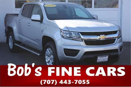 2018 Chevrolet Colorado 4WD LT for Sale  - 5263  - Bob's Fine Cars