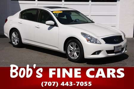 2013 Infiniti G37 Sedan Journey for Sale  - 5463  - Bob's Fine Cars
